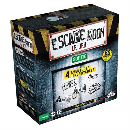 Escape Room Game, Basic Set