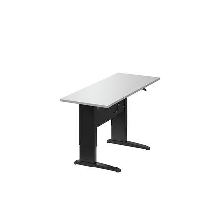 MANUAL HTM2446 HIGHT ADJ.RECT.TABLE