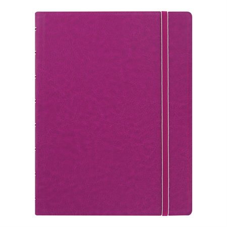 "Cahier de notes rechargeable Filofax® Format bureau, 9-1 / 4 x 7-1 / 4"" fuschia"