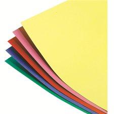 Carton de couleur