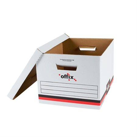 Offix® Letter / Legal Storage Box