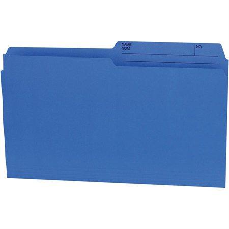 Offix® Reversible Coloured File Folders