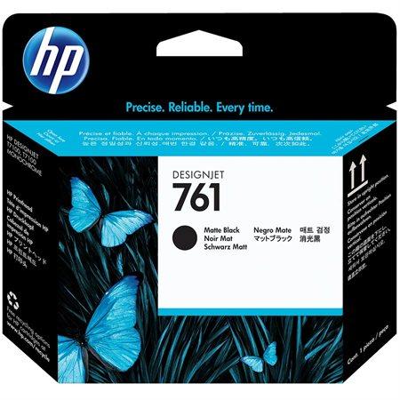 Têtes d'impresion HP 761 noir mat