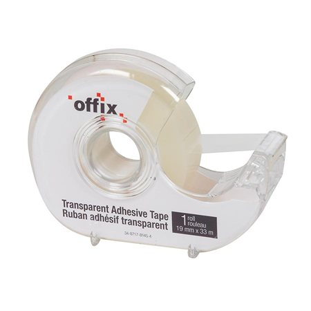 Offix® Transparent Adhesive Tape