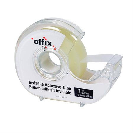 Offix® Invisible Adhesive Tape