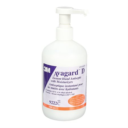 Avagard™ D Instant Hand Antiseptic with Moisturizers