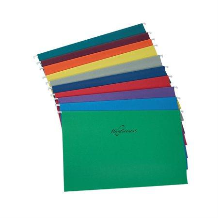 Dossiers de classement suspendues vert FB-C-0131-5