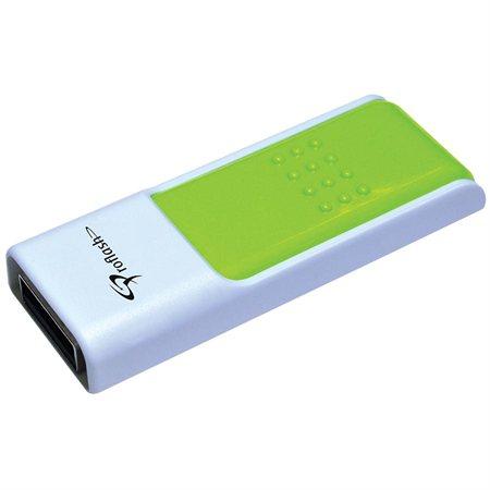 Clé USB à mémoire flash Pratico USB 2.0 - 8 Go vert