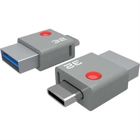 Clé à mémoire flash Duo USB-C 32 Go