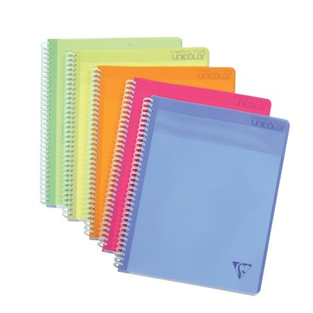 Clairefontaine Linicolor Meeting Notebook