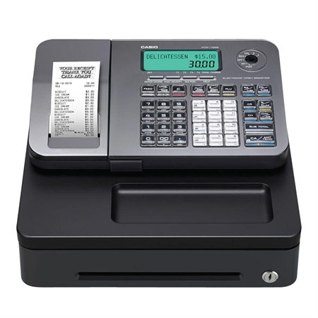 PCR-T285L-SR Cash Register