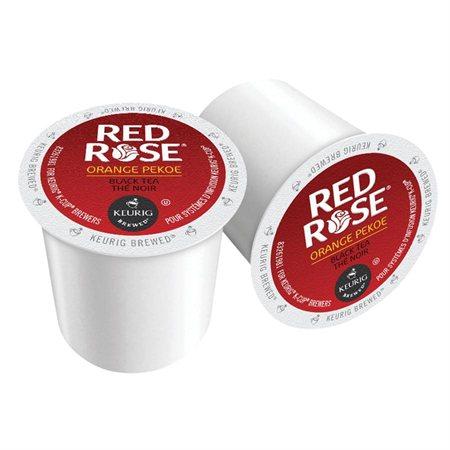 Red Rose® Tea in K-cups