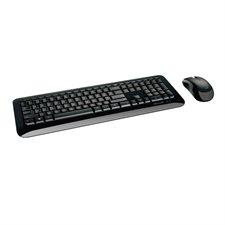 Ensemble clavier/souris sans fil 850