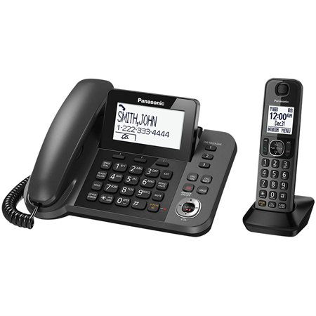 Téléphone sans fil KX-TGF35X
