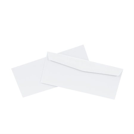 Standard White Envelope