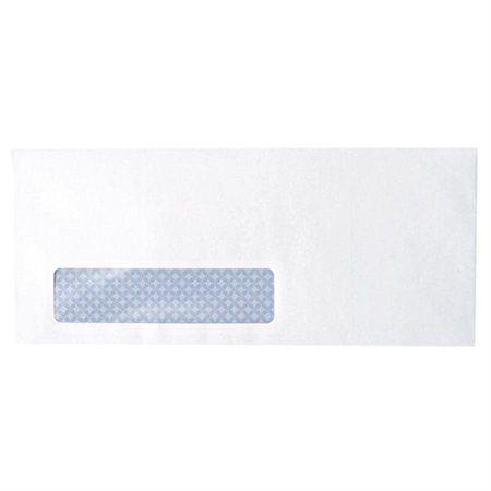 Enveloppes Flip-N-Seal Confidentielle. Avec fenêtre.