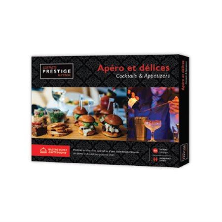 Coffret Prestige Gastronomie Apéro et délices