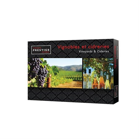 Gastronomy Vineyards and Cideries Prestige Giftbox