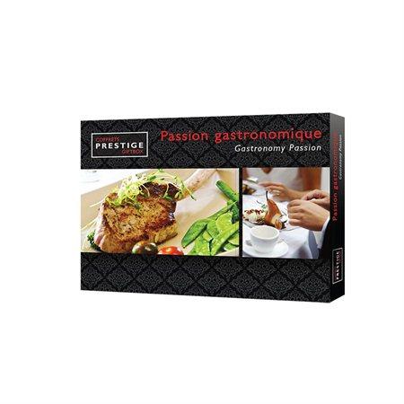 Coffret Prestige : Passion Gastronomique