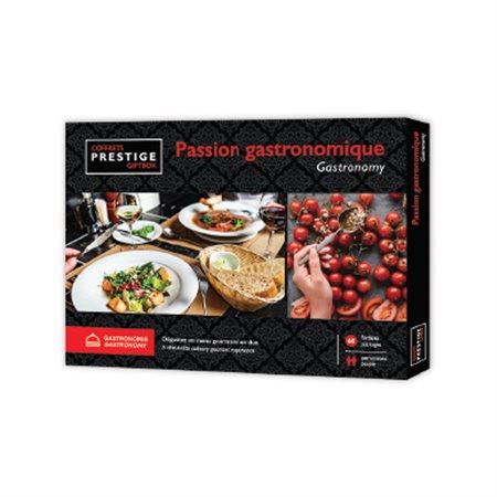 Coffret Prestige Passion Gastronomique