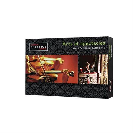 Coffret Prestige : Arts et spectacles