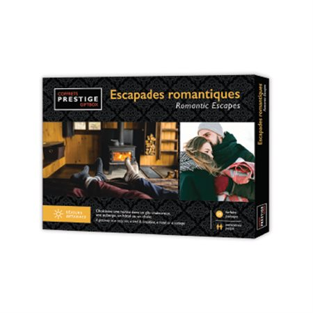 Gateway Romantic Escapes Prestige Giftbox