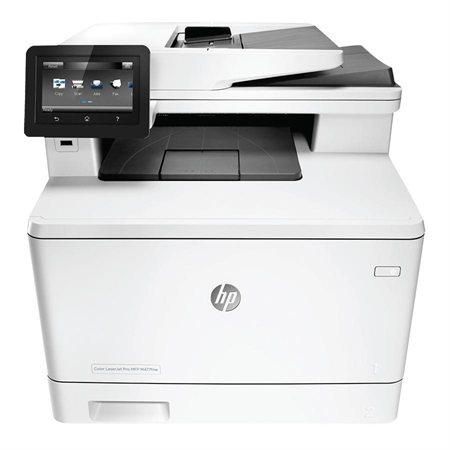 Imprimante laser multifonction couleur sans fil LaserJet Pro M477fnw