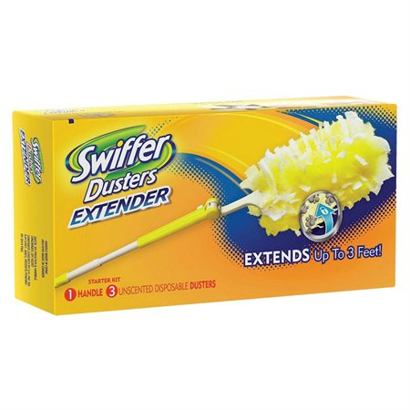 Ensemble de départ extensible Swiffer® 360° Dusters Extender™