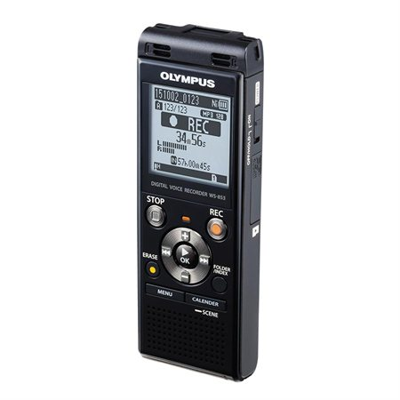 WS-853SD Digital Recorder