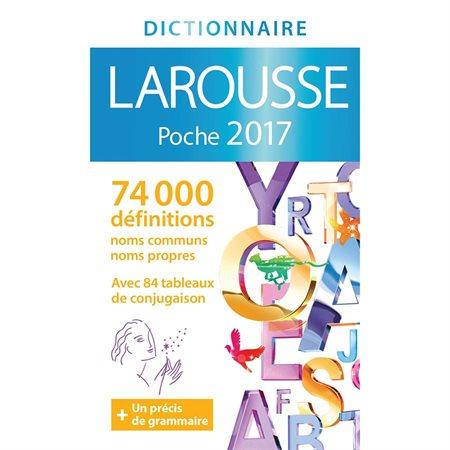 2017 Larousse Pocket Dictionary