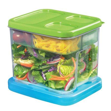 Boîte à lunch pour salade Lunch Blox™
