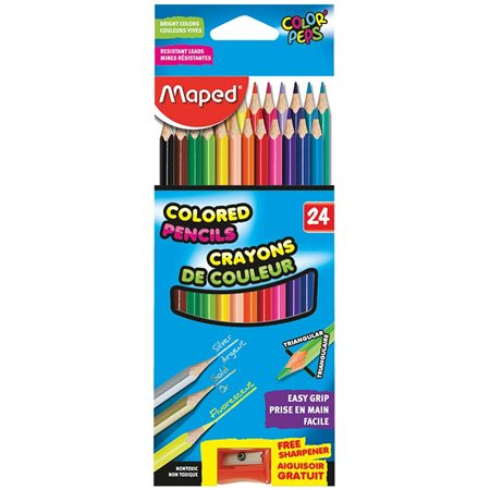 Color'Peps Colouring Pencils