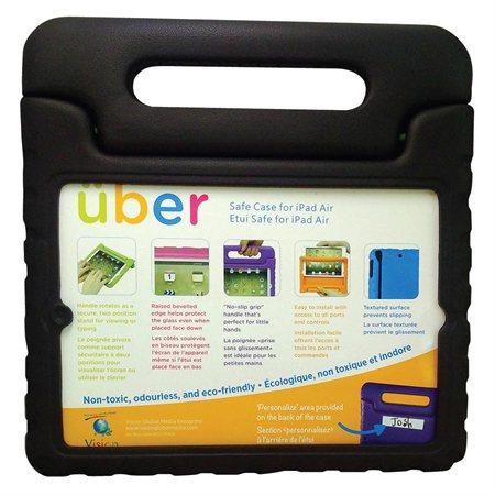 Étui Uber Safe iPad Air noir