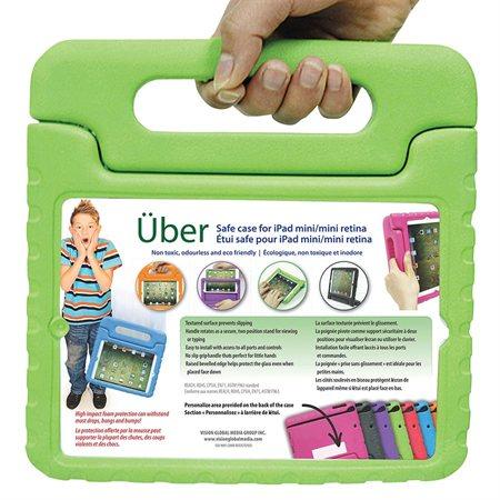 Étui Uber Safe iPad Air vert
