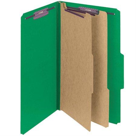 Coloured Pressboard Classification Folder