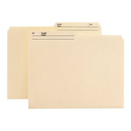 Reversible File Folder with Antimicrobial Protection
