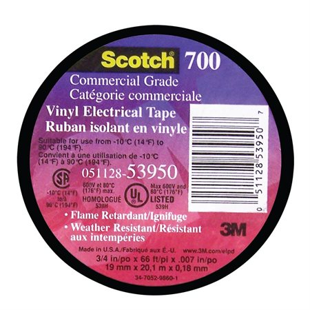 Scotch® 700 Electrical Tape