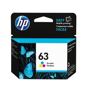 HP 63 Ink Jet Cartridge