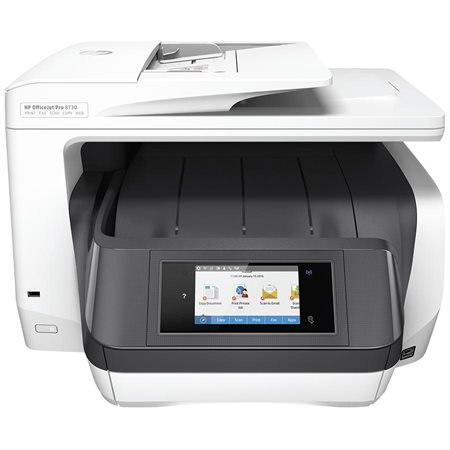 OfficeJet Pro 8730 Wireless Colour Multifunction Inkjet Printer