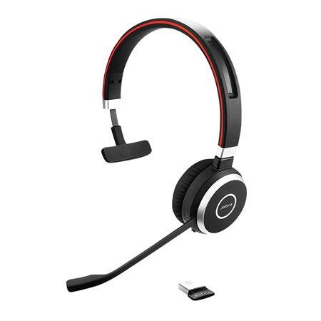 Casque d'écoute Evolve 65 UC mono