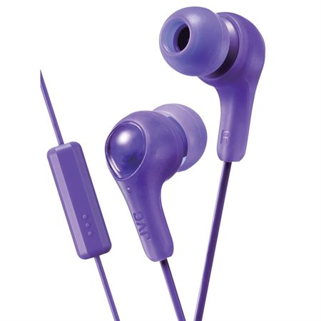 Gumy PLUS Headphones with Remote and Microphone