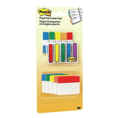 Post-it® Flags and Tabs ComboPack
