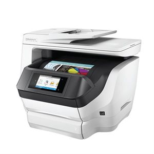 Imprimante jet d'encre multifonction couleur sans fil OfficeJet Pro 8740