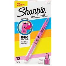 Liquid Highlighter Box of 12 pink