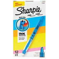 Liquid Highlighter Box of 12 blue