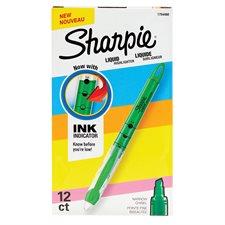 Liquid Highlighter Box of 12 green
