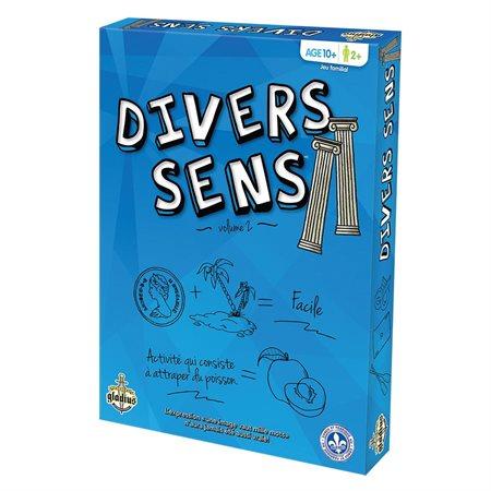 Jeu Divers Sens 2