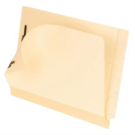 End Tab Fastener Folder