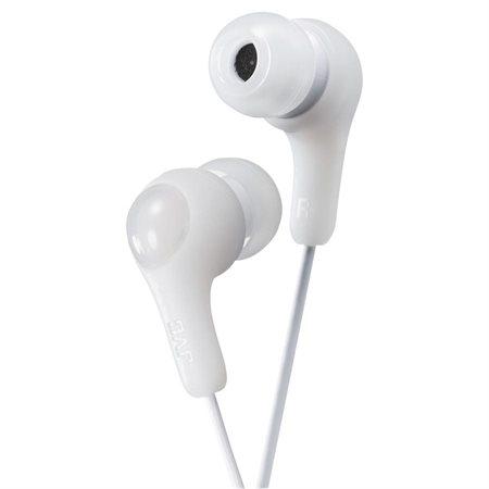 Écouteurs Gumy blanc