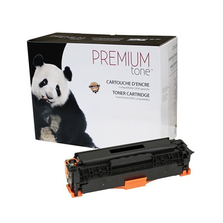 Cartouche de toner à haut rendement compatible (Alternative à HP 312X)